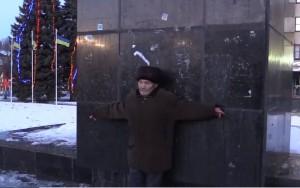 Saving Lenin in Slavayansk