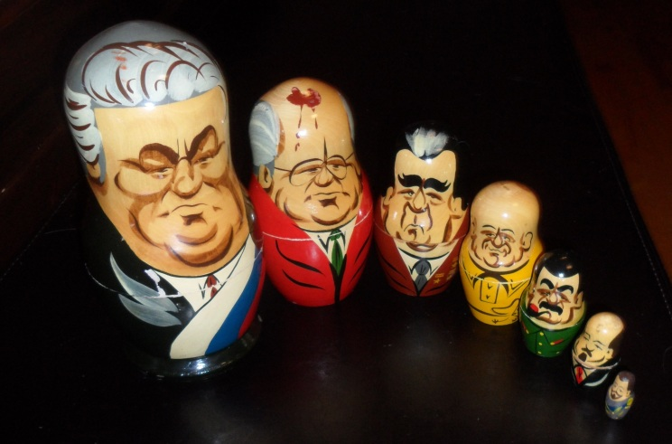yeltsin doll