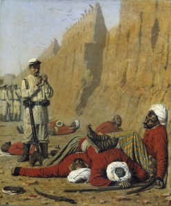Vasilii Vereshchagin, 'After Failure'