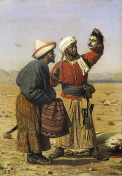 Vasilii Vereshchagin, 'After Success', 1868