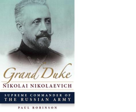 grand duke book cover